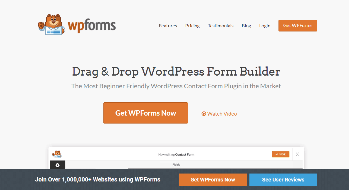WPForms vs Wufoo: Here's The Clear Winner