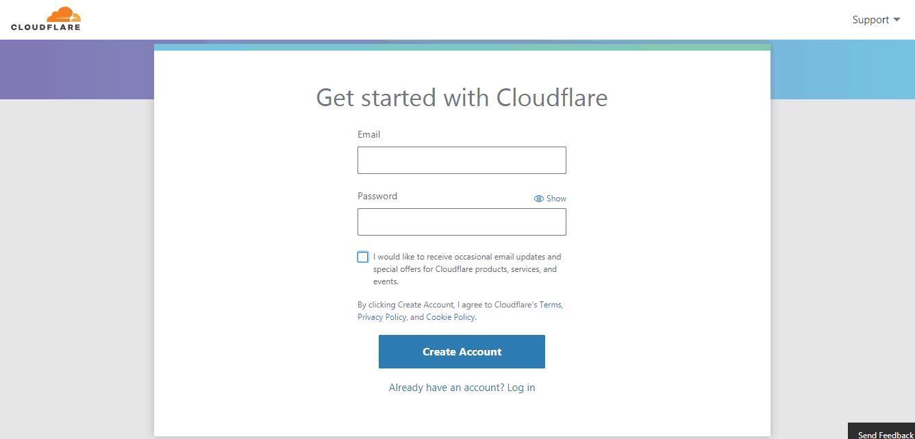Setup Cloudflare CDN on WordPress