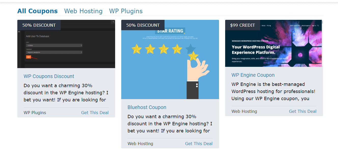 wpcoupons.io archive page