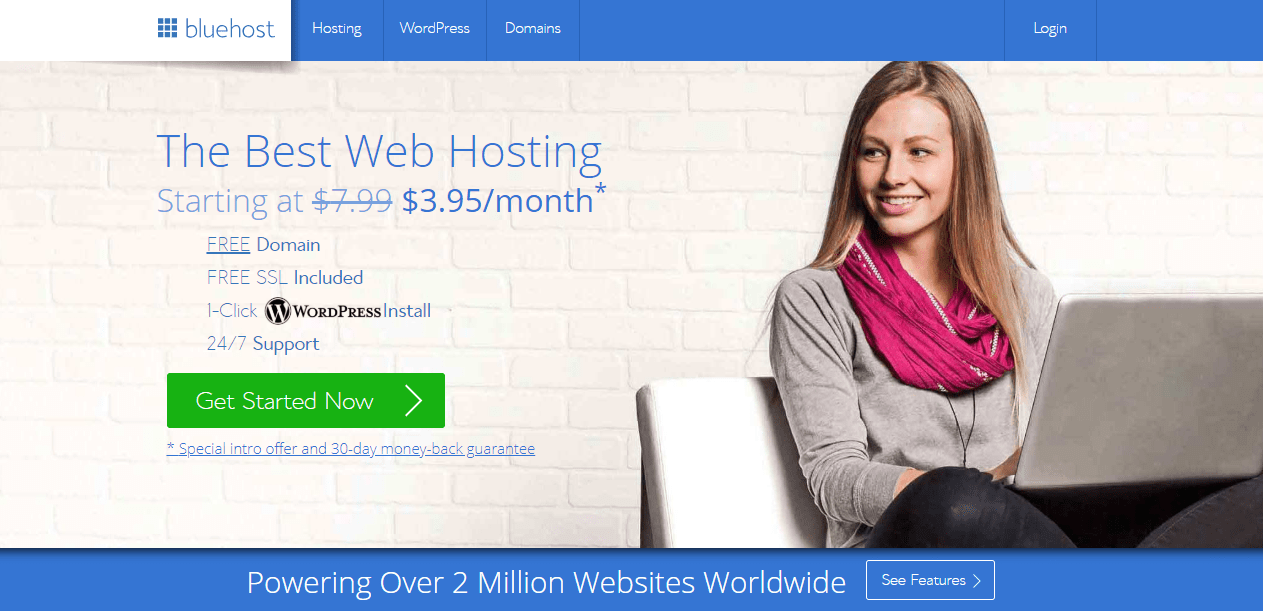 How To Purchase Hosting From Bluehost
