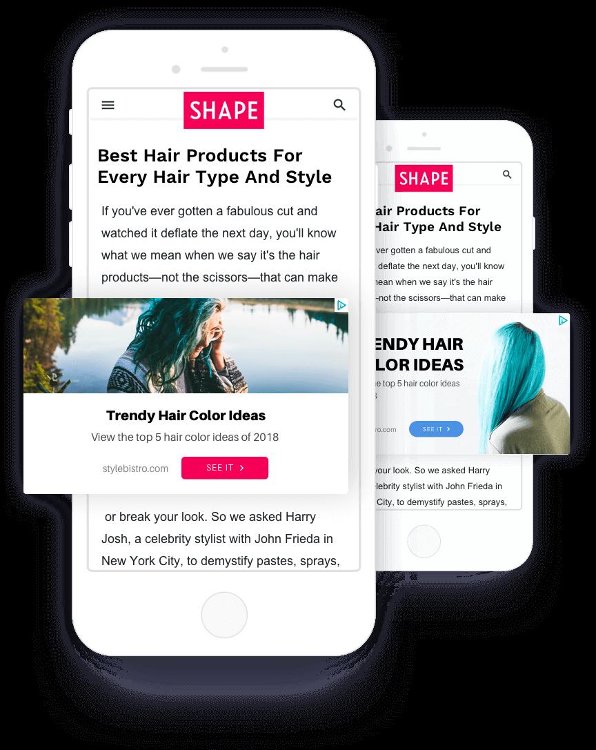 native ads in media.net