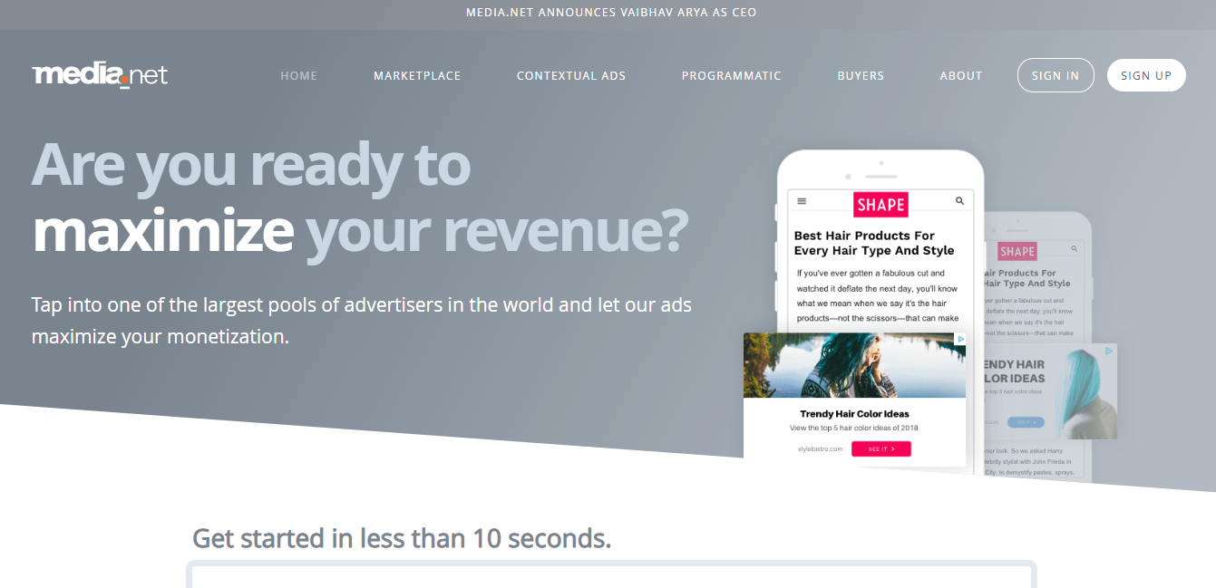 Media.net Review: #1 Alternative Ad Network For AdSense