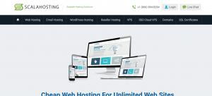 scala hosting black friday offer