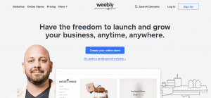 weebly offer black friday