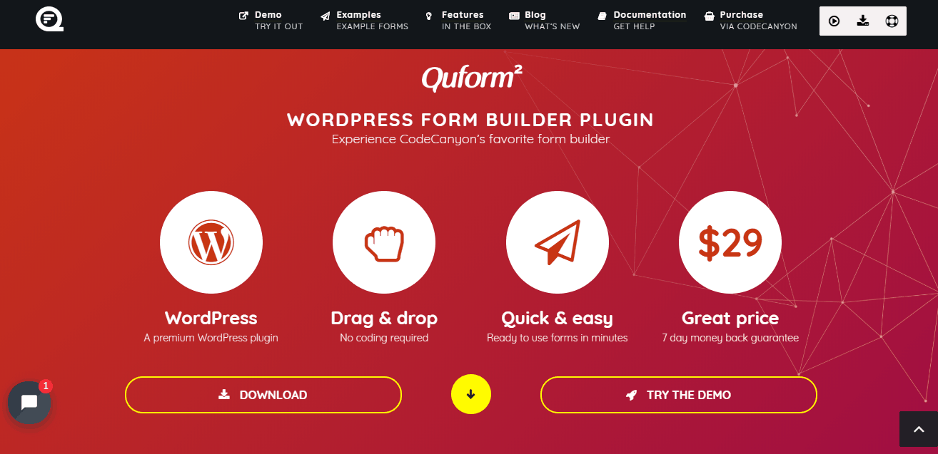Quform Review: WordPress Form Building Made Easy!