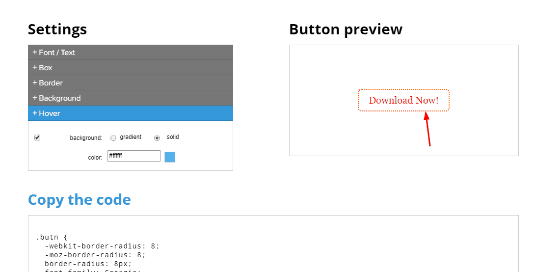 How To Create Custom CSS Buttons For WordPress Blog