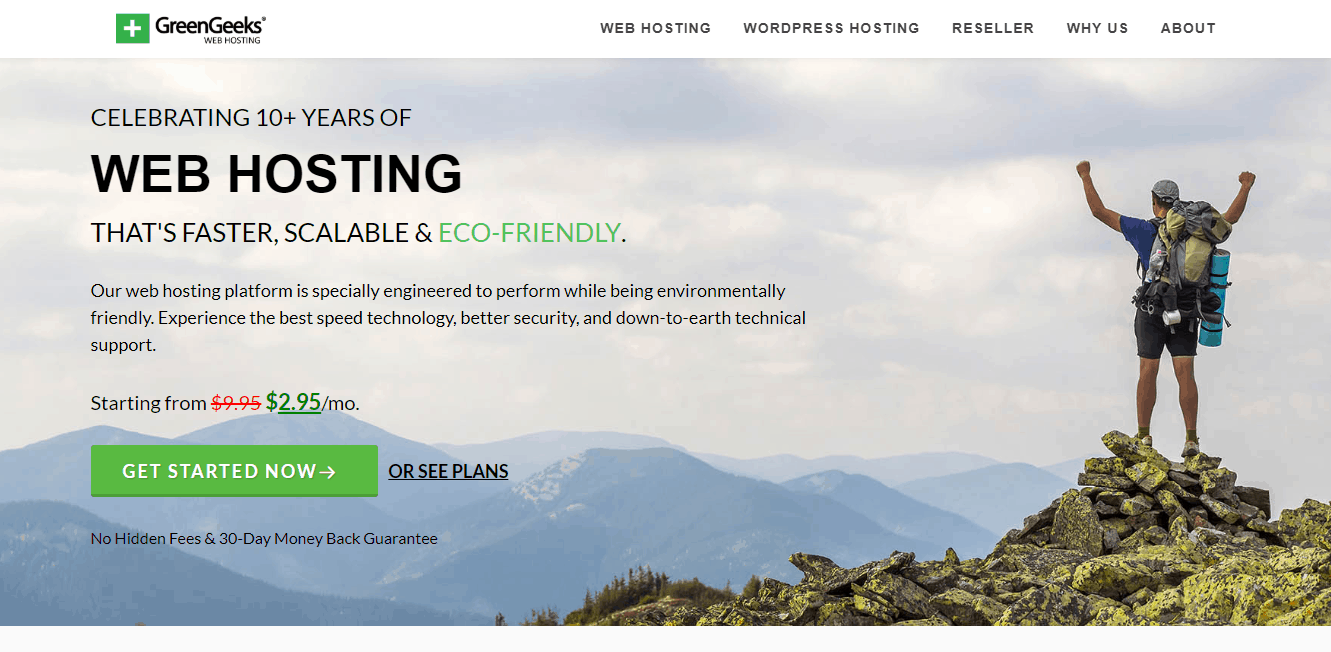 GreenGeeks Review: The #1 Web Hosting For WordPress?
