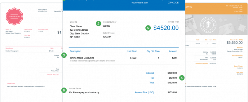 FreshBooks Invoice Templates: Everything You Need To Know!