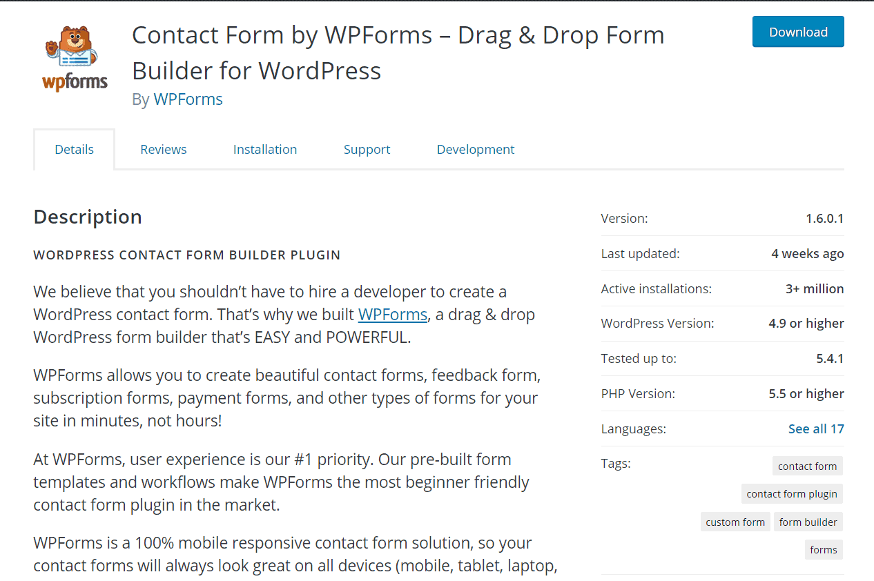 How To Integrate ActiveCampaign With WPForms Plugin? 1