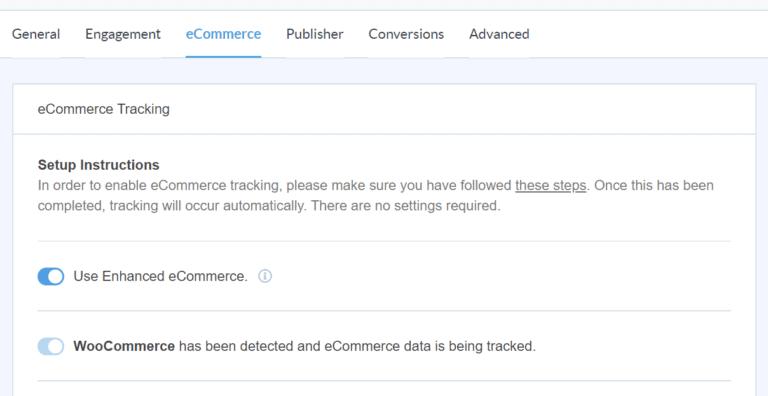 mi enhanced ecommerce tracking