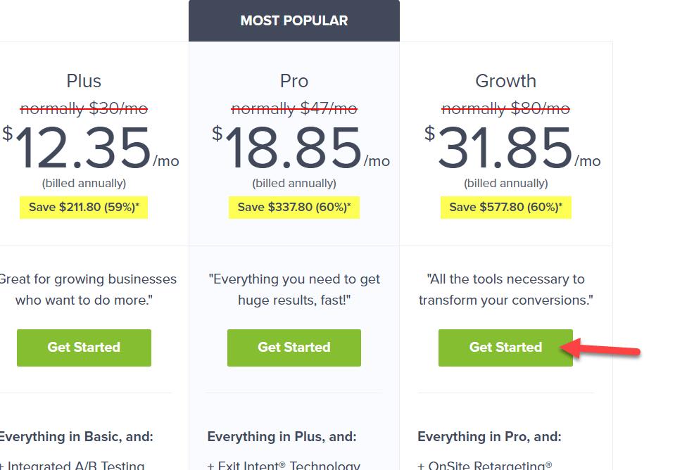 buy growth plan